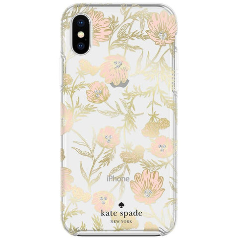 Place to buy PROTECTIVE HARDSHELL CASE FOR IPHONE XS MAX - BLOSSOM FROM KATE SPADE NEW YORK online in Australia free shipping & afterpay.