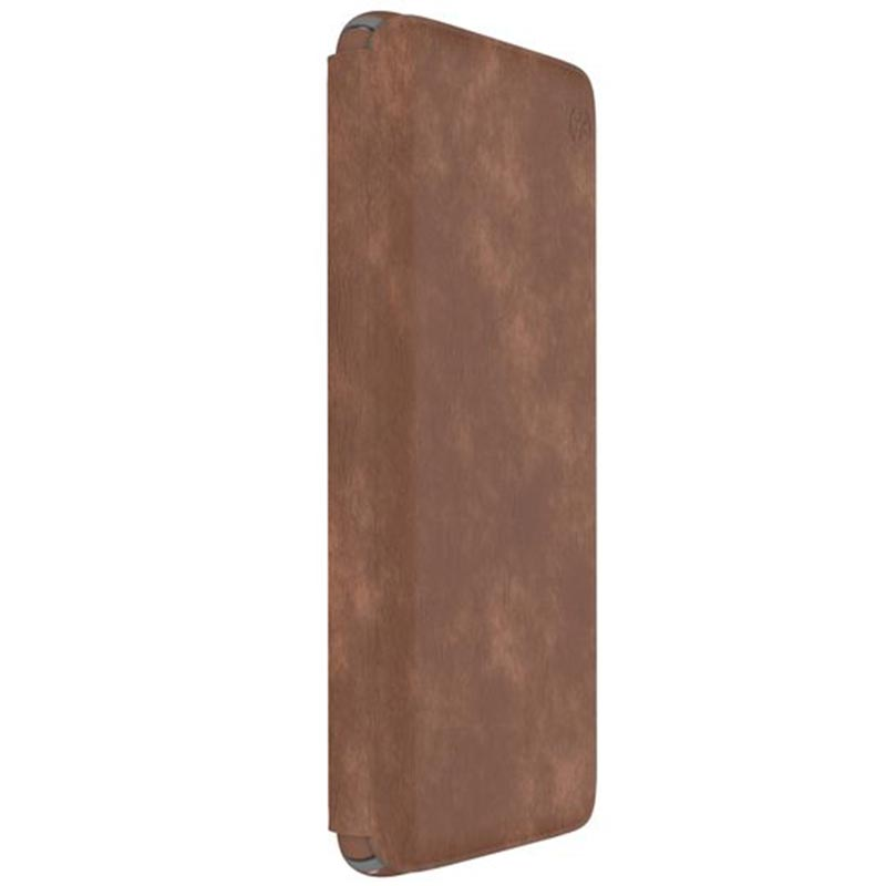 Shop Australia stock SPECK PRESIDIO IMPACTIUM LEATHER FOLIO CASE FOR GALAXY S9+ PLUS- SADDLE BROWN with free shipping online. Shop Speck collections with afterpay Australia Stock