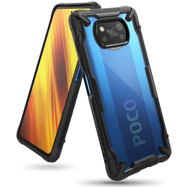 Shop online the new rugged case for xiaomi poco x3 NFC with black minimalist design the authentic accessories with afterpay & Free express shipping.