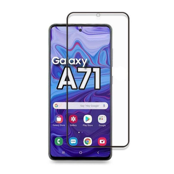 the new tempered glass from lito designed to work flawlessley for Galaxy A71 5g with tough screen protector, buy online at syntricate and enjoy afterpay.