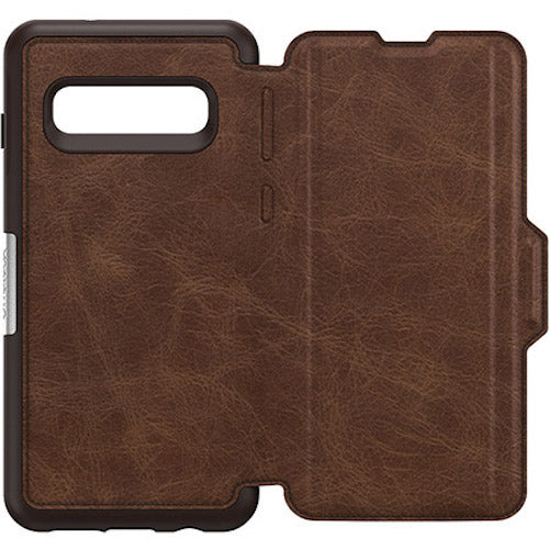 Shop Australia stock OTTERBOX STRADA LEATHER FOLIO CASE FOR GALAXY S10 PLUS (6.4-INCH) - ESPRESSO with free shipping online. Shop OtterBox collections with afterpay Australia Stock