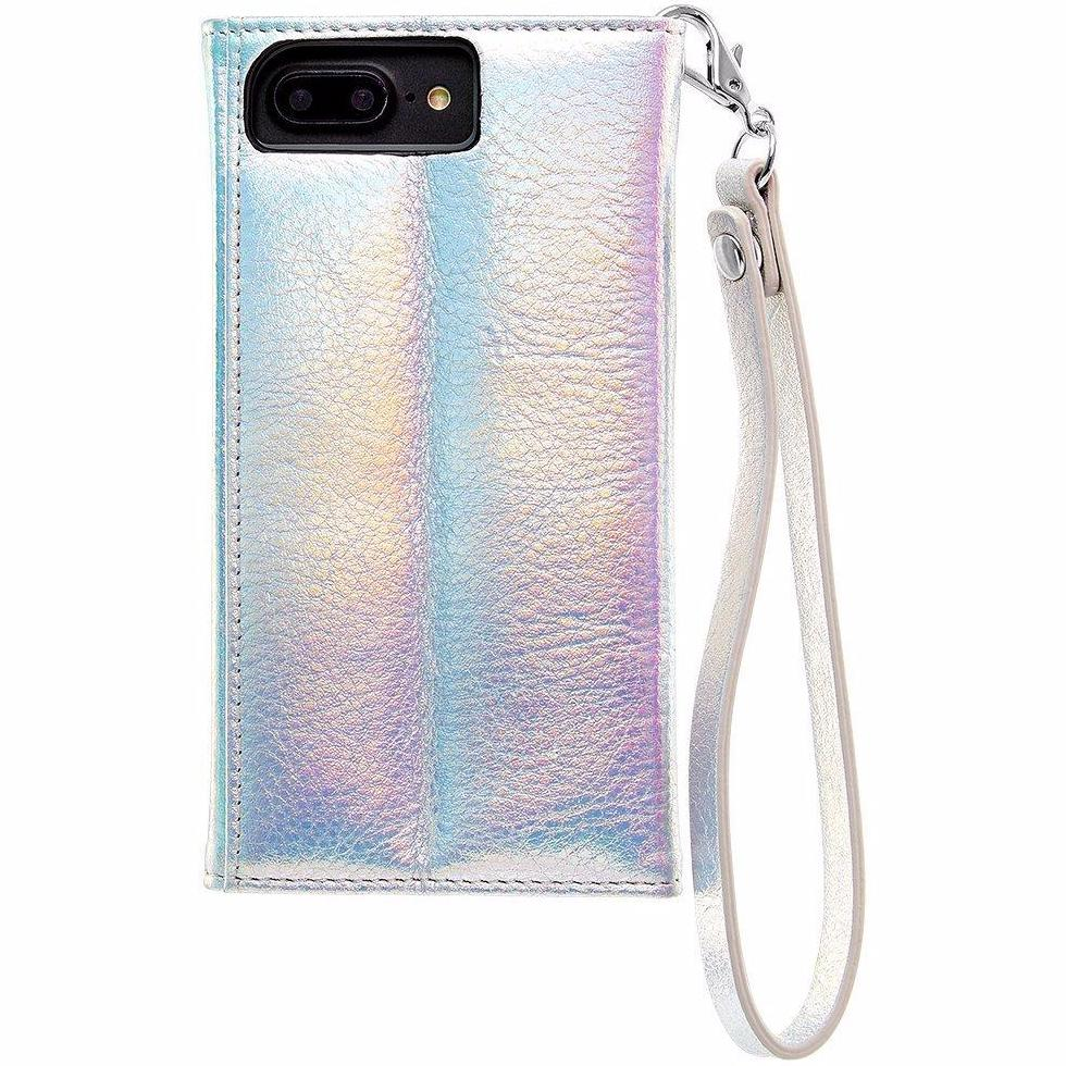 Shop Australia stock CASEMATE WRISTLET LEATHER CARD FOLIO CASE FOR iPHONE 8 PLUS/7 PLUS - IRIDESCENT with free shipping online. Shop Casemate collections with afterpay Australia Stock