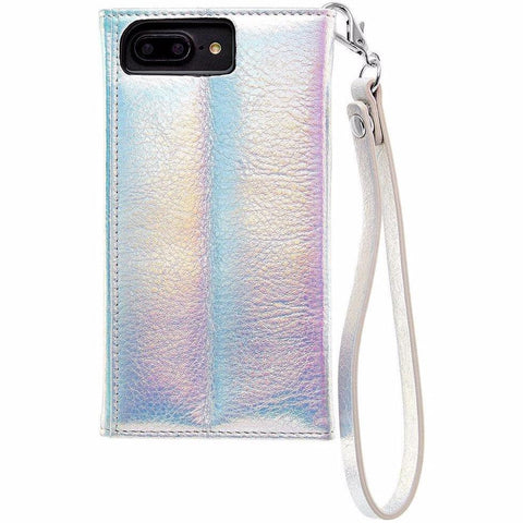 Shop Australia stock CASEMATE WRISTLET LEATHER CARD FOLIO CASE FOR iPHONE 8 PLUS/7 PLUS - IRIDESCENT with free shipping online. Shop Casemate collections with afterpay