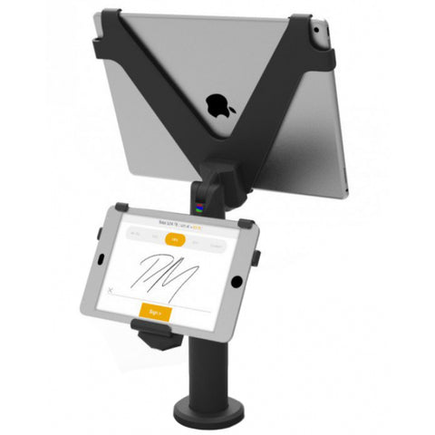 MACLOCKS FRONT FACING IPAD 9.7 V-BRACKET ADD-ON FOR V-BRACKET POS KIOSK (ADD ON)