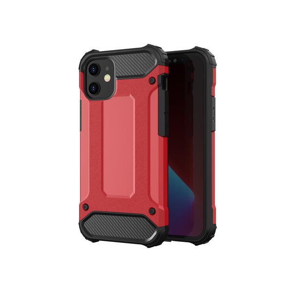 Iphone 12 pro/12 rugged case from Flexii Gravity with red color more fashionable the authentic accessories with afterpay & Free express shipping.