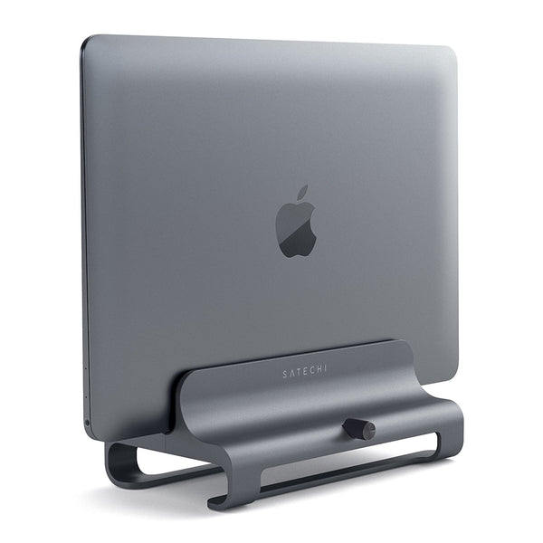 Satechi Universal Vertical Laptop Aluminium Stand For Macbook Space