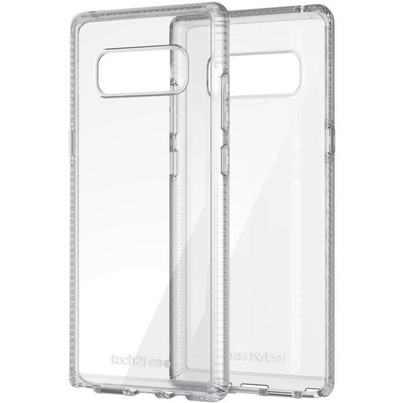 trusted online store syntricate Australia TECH21 PURE CLEAR BULLETSHIELD ULTRA SLIM CASE FOR GALAXY NOTE 8 - CLEAR Australia Stock