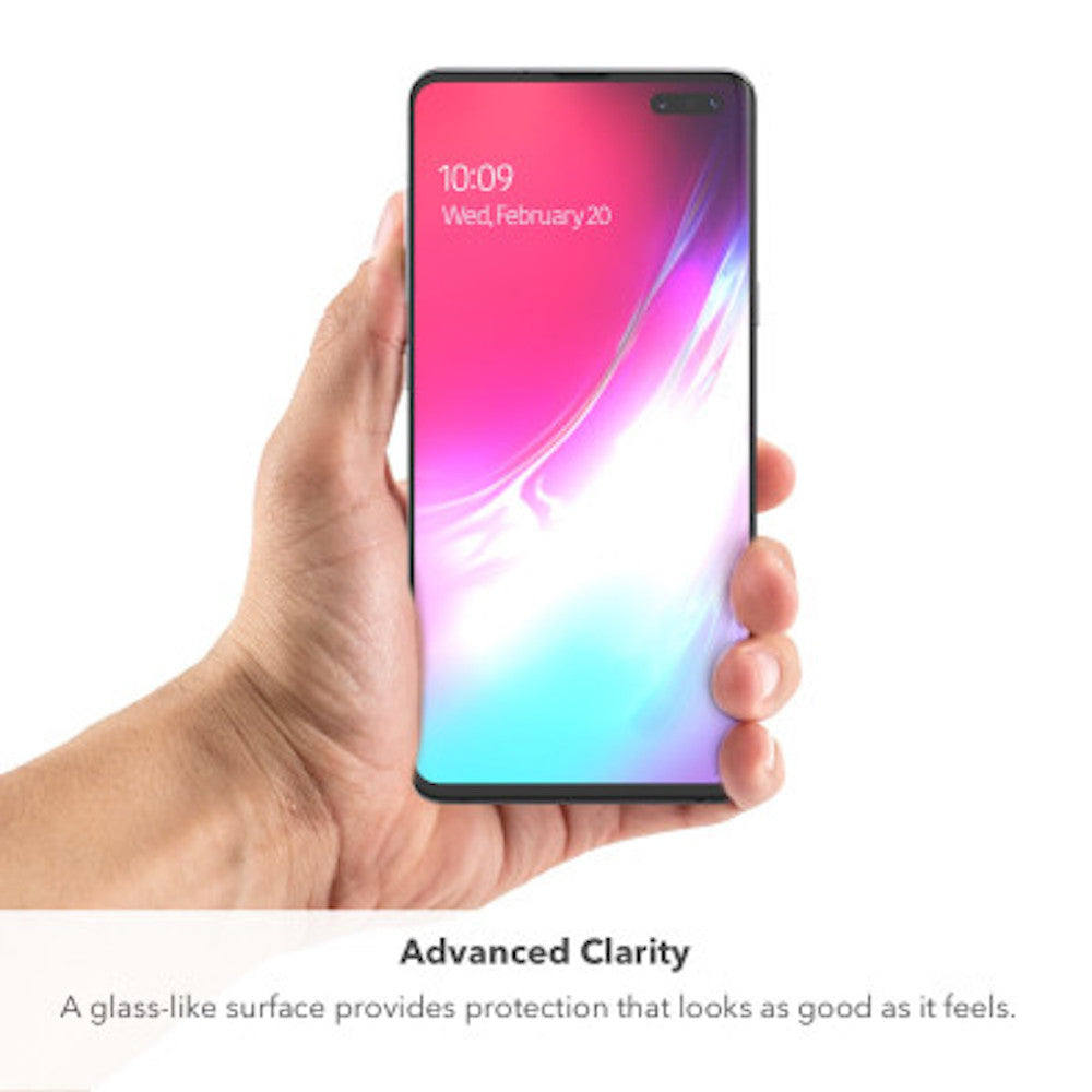 Shop Australia stock ZAGG INVISBLESHIELD ULTRA CLEAR SCREEN PROTECTOR FOR GALAXY S10 5G (6.7-INCH) with free shipping online. Shop ZAGG collections with afterpay Australia Stock