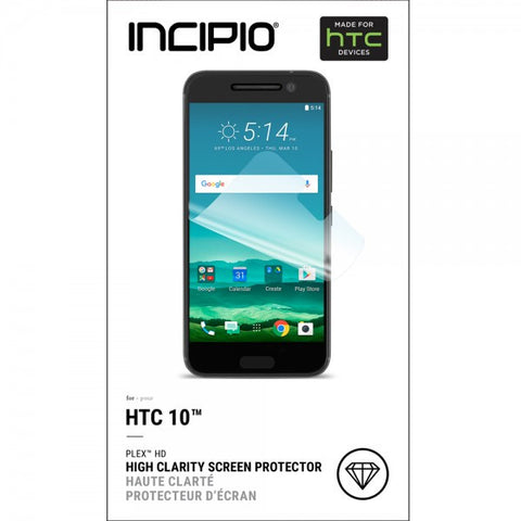 Shop Australia stock Incipio PLEX High Clarity Screen Protector for HTC 10/One M10 with free shipping online. Shop Incipio collections with afterpay