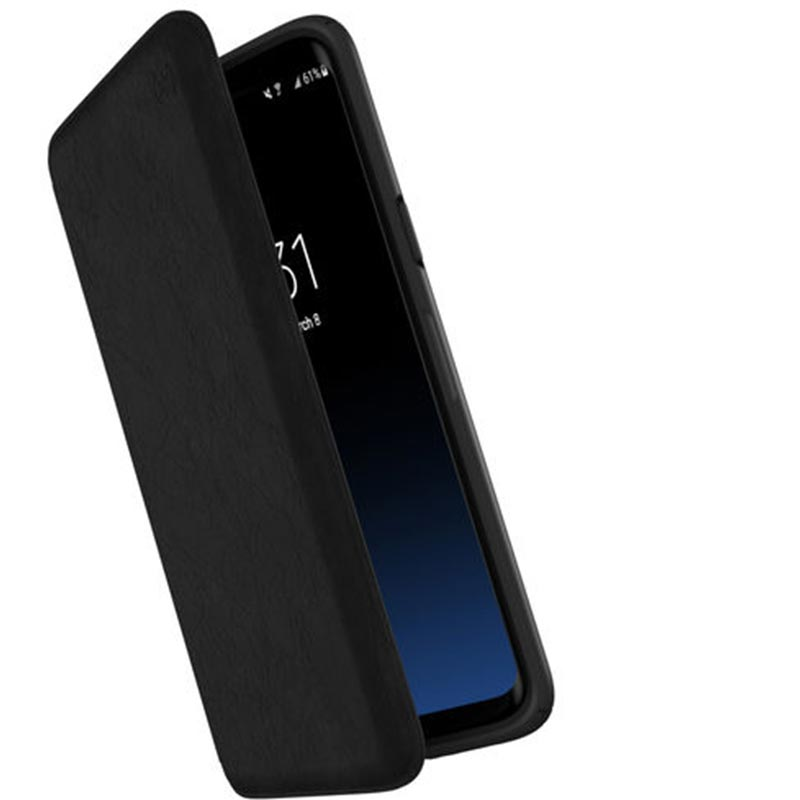 Shop Australia stock SPECK PRESIDIO IMPACTIUM LEATHER FOLIO CASE FOR GALAXY S9+ PLUS- BLACK with free shipping online. Shop Speck collections with afterpay Australia Stock