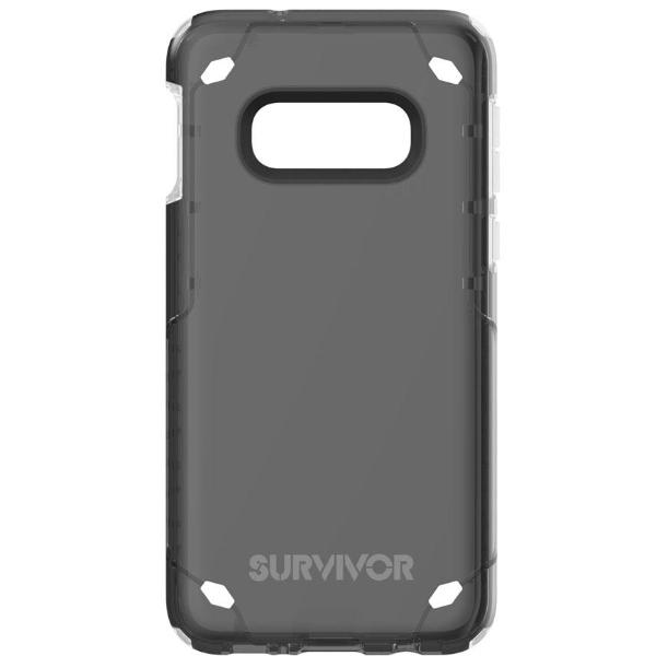 gray case with ultimate protection from griffin australia for samsung galaxy s10e