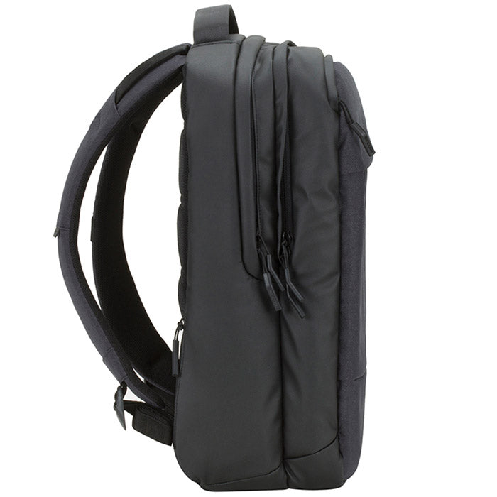 syntricate is the place to buy authentic and genuine from authorized distributor incase city backpack bag for macbook heather black colour australia Australia Stock