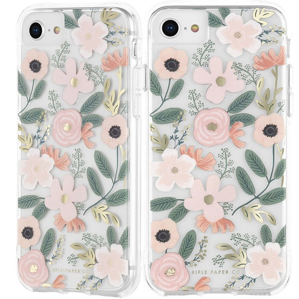 buy online cute case flower pattern from rifle paper co australiawith afterpay payment