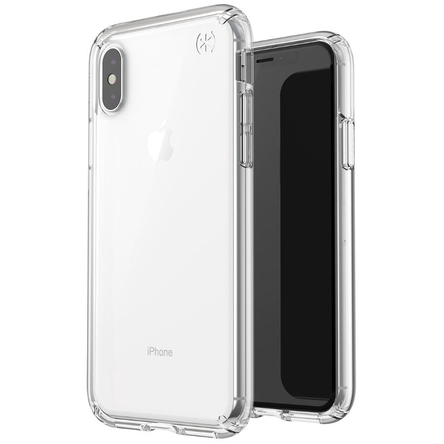 clear stylish iPhone Xs & iPhone X show your new iphone with this new speck case $49.95 Australia Stock