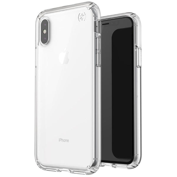 clear stylish iPhone Xs & iPhone X show your new iphone with this new speck case $49.95