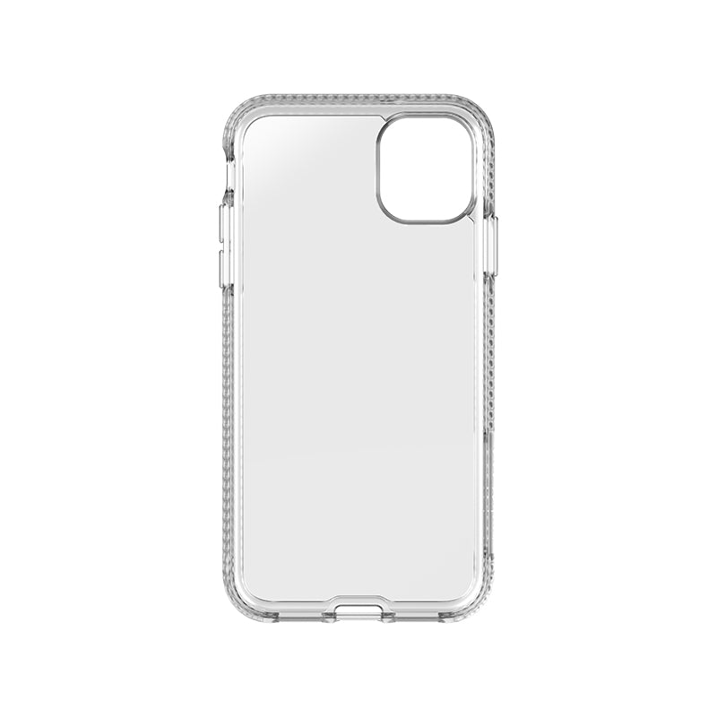 "Shop Australia stock Tech21 Pure Clear Tough Case for iPhone 11 (6.1"") - Clear with free shipping online. Shop TECH21 collections with afterpay Australia Stock"