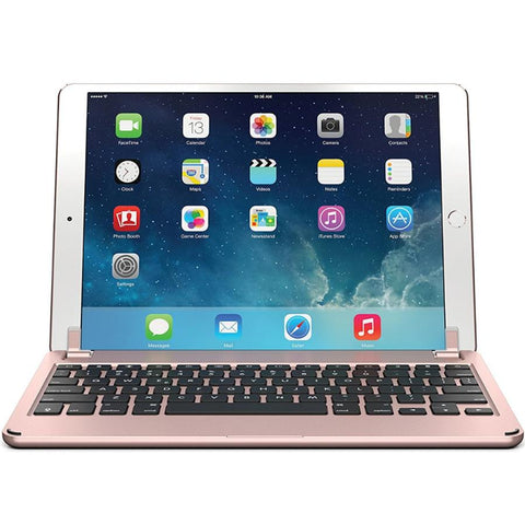 Get the 10.5 BLUETOOTH KEYBOARD FOR IPAD PRO 10.5 - ROSE GOLD FROM BRYDGE with free shipping online.