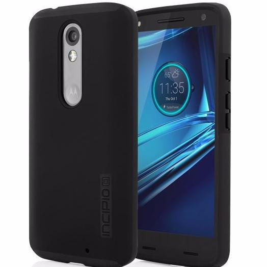 Where place to buy from authorized distributor Incipio Dualpro Hard-Shell Case For Moto X Force - Black. Free express shipping provide by Syntricate: trusted and official online store. Australia Stock