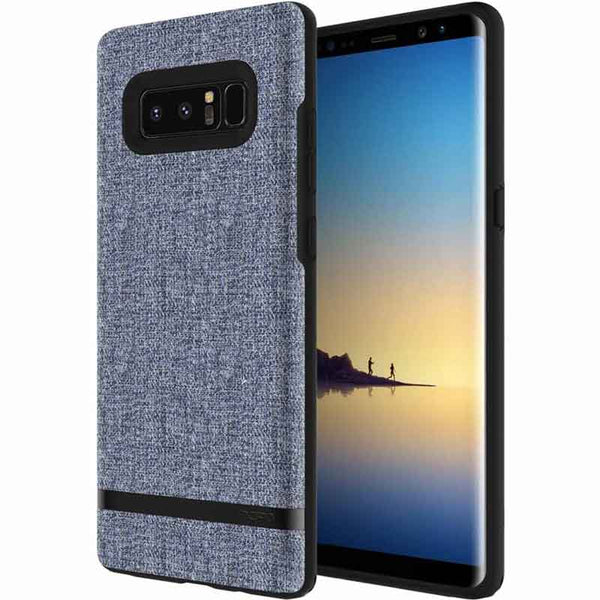 buy INCIPIO CARNABY ESQUIRE SLEEK CASE FOR SAMSUNG GALAXY NOTE 8 - BLUE australia