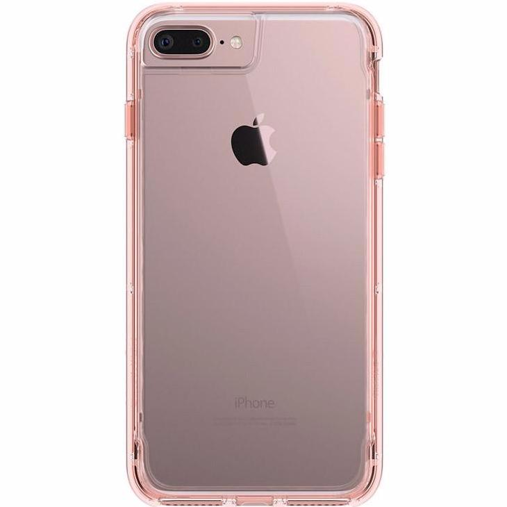 Shop Australia stock Griffin Survivor Clear Rugged Case for iPhone 8 Plus/7 Plus/6S Plus - Rose Gold with free shipping online. Shop Griffin collections with afterpay Australia Stock