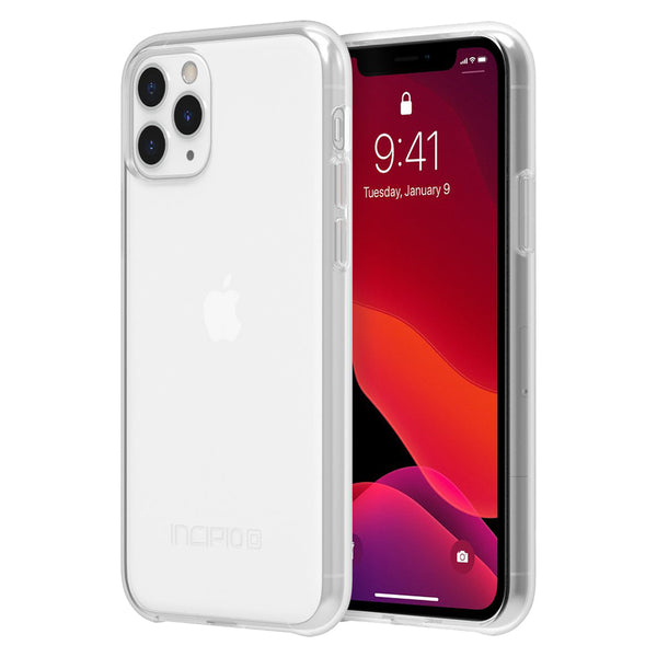 Clear case for iphone 11 pro with slim design, flexibel from INCIPIO. Shop online at syntricate and enjoy afterpay payment with interest free.