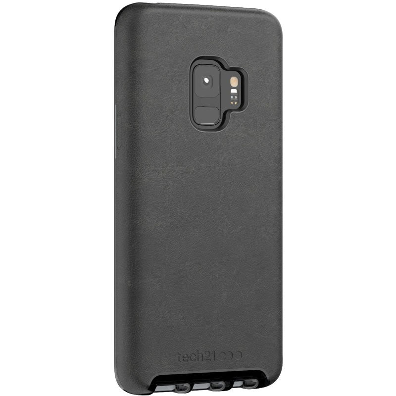 evo luxe vegan leather flexshock case for galaxy s9  Australia Stock