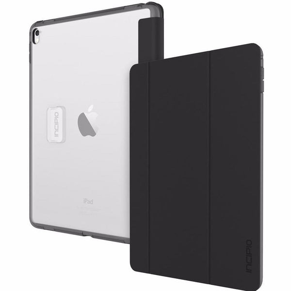 Official online store to shop Incipio Octane Pure Folio Case for iPad Pro 9.7 - BLACK/CLEAR. Free express shipping Australia wide from authorized distributor Syntricate.