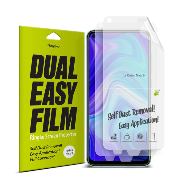 xiaomi redmi note 9 pro screen protector from ringke australia. buy online with free express shipping australia wide
