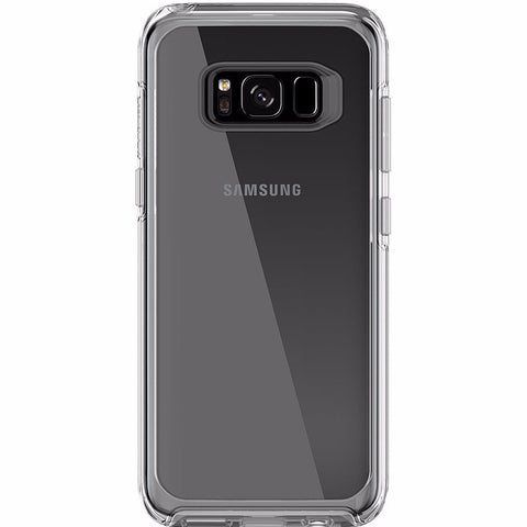 OTTERBOX SYMMETRY CLEAR SLIM CASE FOR GALAXY S8 - CLEAR