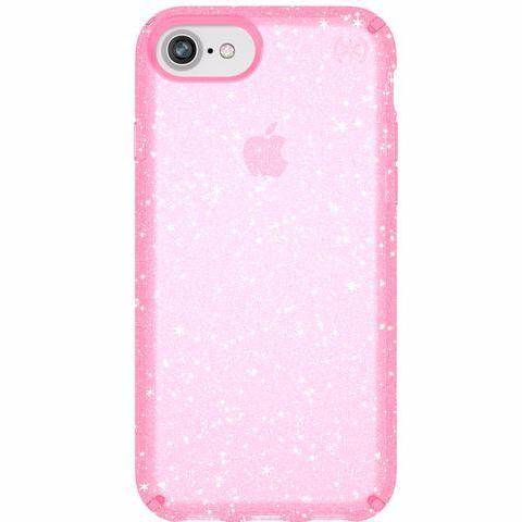 Shop Australia stock SPECK PRESIDIO CLEAR GLITTER CASE FOR IPHONE 8/7 - BELLA PINK/GOLD with free shipping online. Shop Speck collections with afterpay