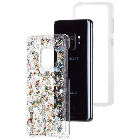 CASEMATE KARAT GENUINE PEARLS CASE FOR SAMSUNG GALAXY S9 - MOTHER OF PEARL