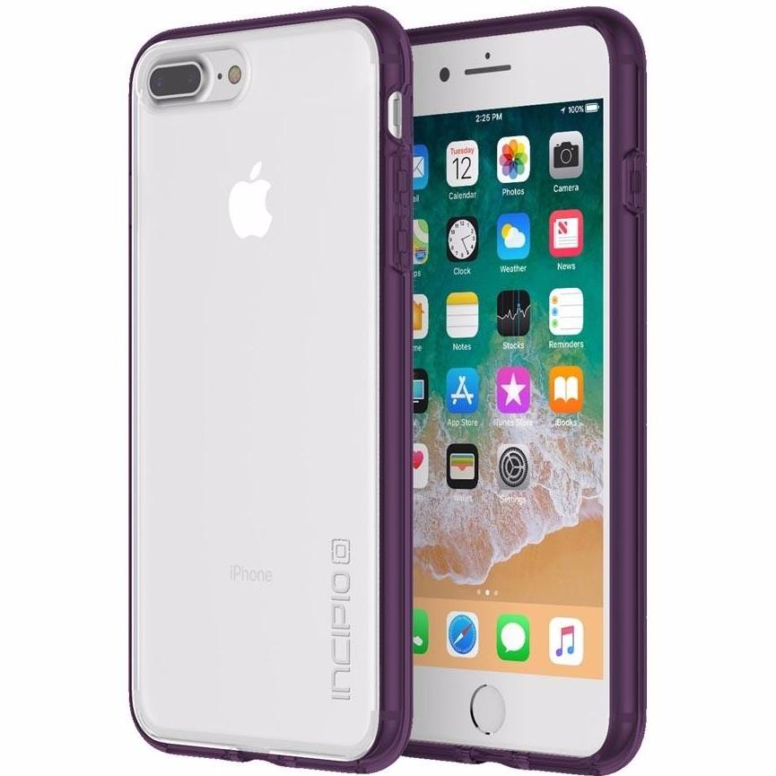 place to order incipio octane pure translucent co-molded case for iphone 8 plus/7 plus plum color australia Australia Stock