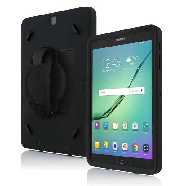 Shop Australia stock Incipio Capture Rugged Case with Hand Strap for Galaxy Tab S2 9.7 - Black with free shipping online. Shop Incipio collections with afterpay