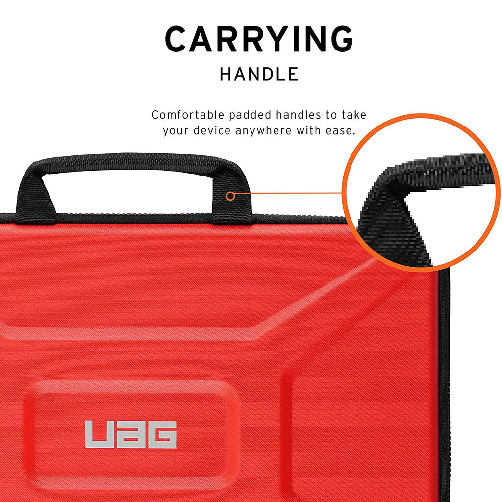Shop Australia stock UAG Rugged Protective Sleeve W/Handle For Upto 16 inch Macbooks/Laptops - Magma with free shipping online. Shop UAG collections with afterpay Australia Stock