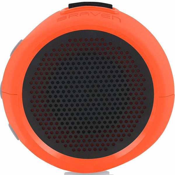buy online Braven 105 Portable Wireless Compact Speaker [WaterProof] - Sunset australia