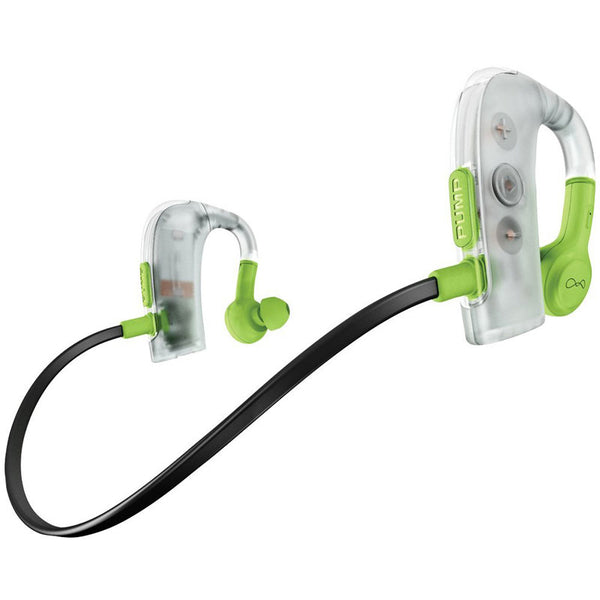 buy blueant pump 2 wireless hd audio sportbuds earphones with microphone green ice australia