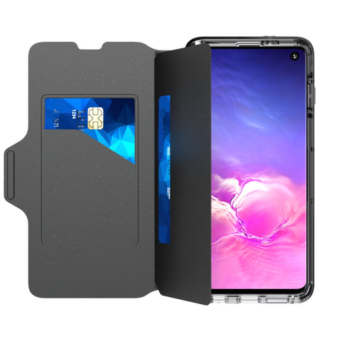Shop Australia stock TECH21 EVO WALLET CARD FOLIO CASE FOR GALAXY S10 PLUS (6.4-INCH)- BLACK with free shipping online. Shop TECH21 collections with afterpay