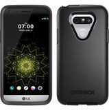 official store from authorized distributor Syntricate to buy Otterbox Symmetry Case for LG G5 - Black. Free express shipping australia wide.
