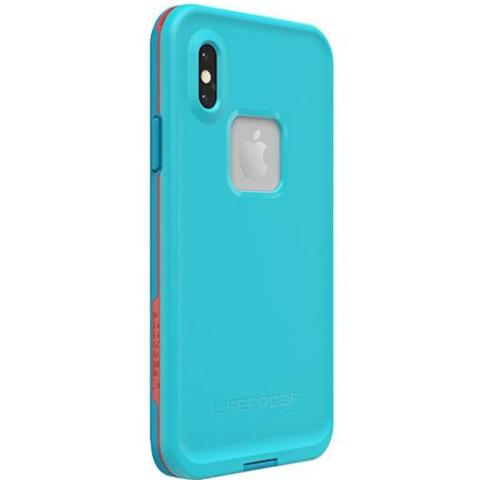 back side view of fre waterproof case blue colour Australia Stock