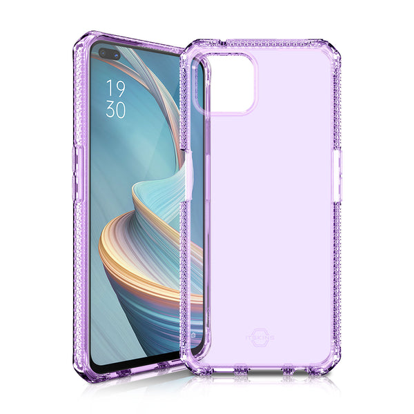Shop online the new clear case for Oppo Reno4 Z 5G with drop safe protection from itskins the authentic accessories with afterpay & Free express shipping.