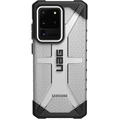 "Shop Australia stock UAG Plasma Armor Shell Case For Galaxy S20 Ultra 5G (6.9"") - Ice with free shipping online. Shop UAG collections with afterpay"
