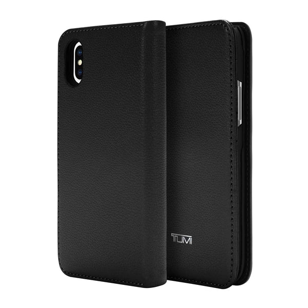 iPhone Xs & iPhone X Tumi Leather wallet case australia free shipping
