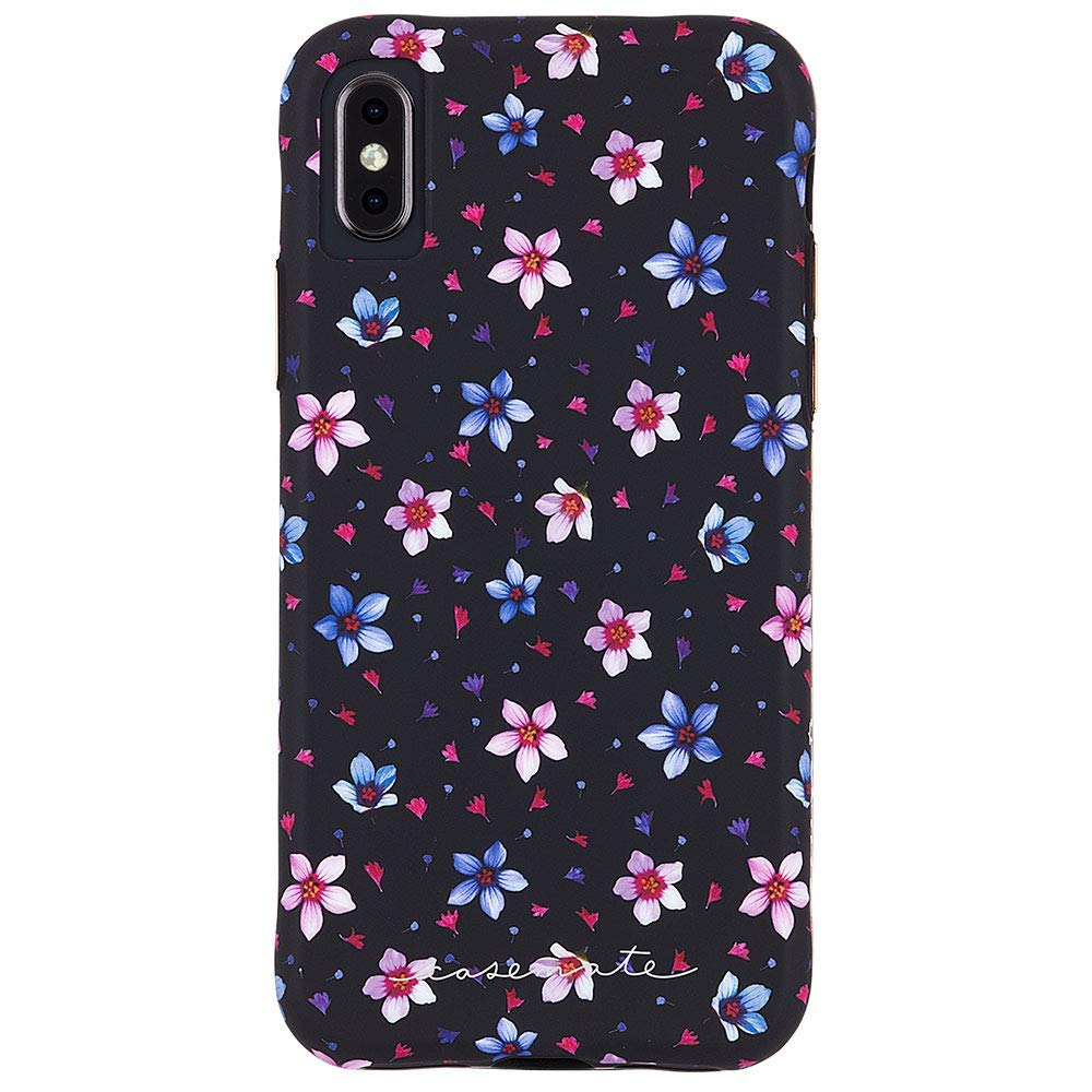 Flower Pattern for iPhone XS Max from Casemate Australia stock free express shipping Australia Stock