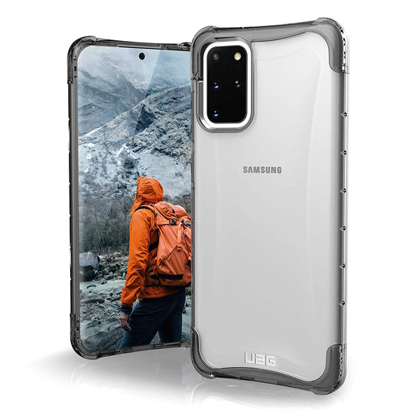 "Shop Australia stock UAG Plyo Rugged Armor Shell Case For Galaxy S20 Plus (6.7"") - Ice with free shipping online. Shop UAG collections with afterpay"