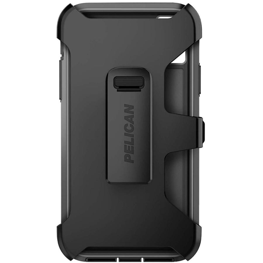 PELICAN VOYAGER CASE W/SCREEN PROTECTOR FOR IPHONE XR - BLACK Australia Stock
