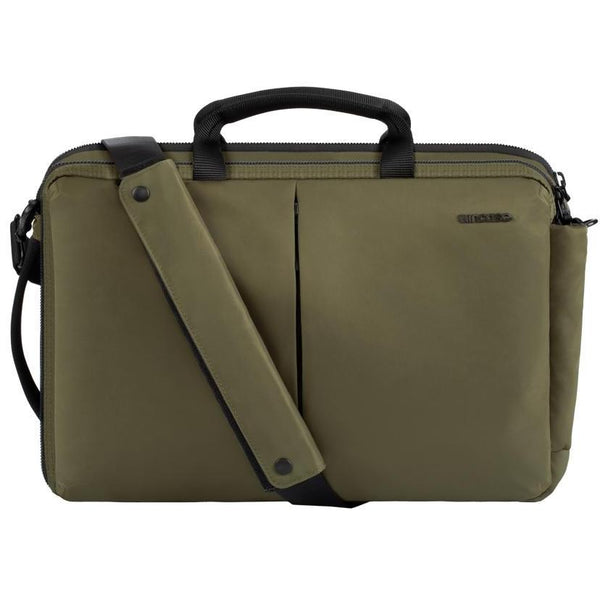 brief bag for macbook/laptop 15 inch from incase australia. green color