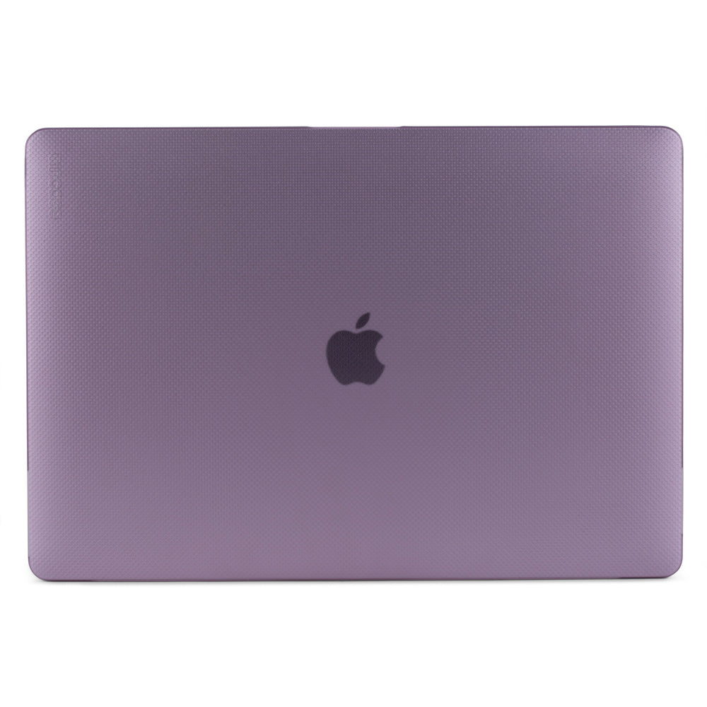 INCASE HARDSHELL DOT CASE FOR MACBOOK PRO 15 INCH W/TOUCH BAR - ORCHID Purple Colour Australia Stock