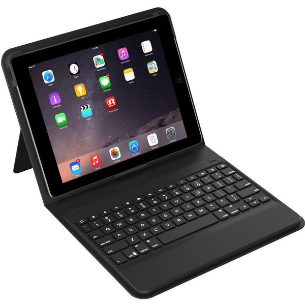 Place to buy ZAGG Messenger Folio Bluetooth Keyboard for iPad Pro 9.7/ Air 2 / Air - Black. Free express shipping Australia wide from authorized distributor and official store Syntricate.