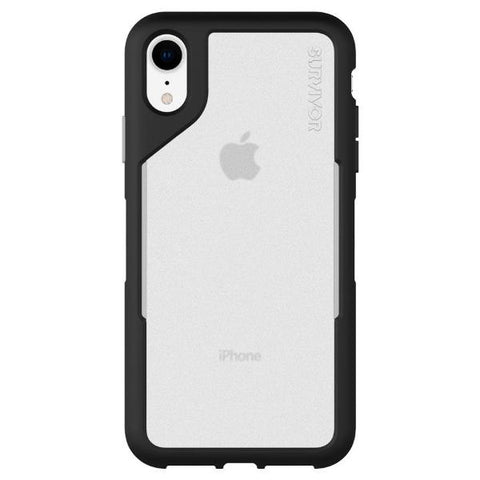 Get the latest stock SURVIVOR ENDURANCE CASE FOR IPHONE XR - BLACK/GRAY from GRIFFIN free shipping & afterpay.