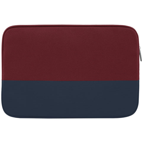 Shop Australia stock JACK SPADE NEW YORK COLORBLOCK DIPPED CANVAS SLEEVE FOR MACBOOK 13 INCH - BURGUNDY/NAVY with free shipping online. Shop Jack Spade New York collections with afterpay